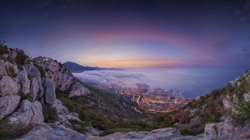 Summer Sunrise Monaco